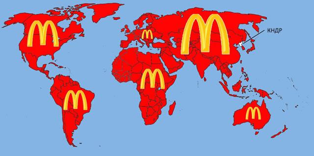 карта франшиз