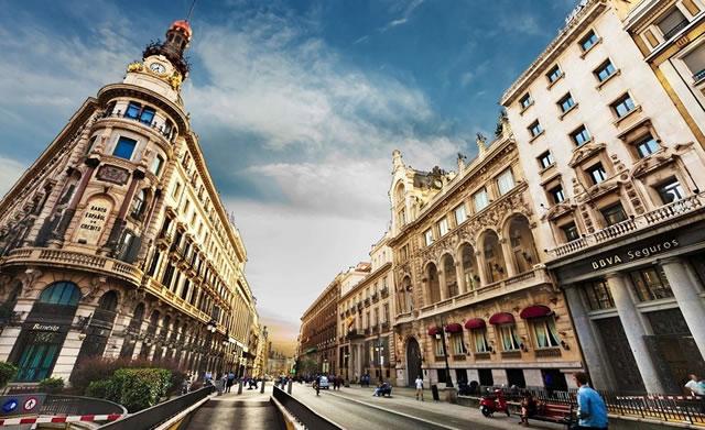 Испания достопримечательность