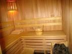 Эко-сауна на дровах