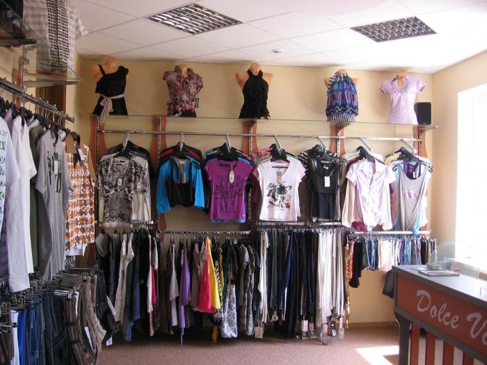 1152251cd4e Магазин брендовой одежды