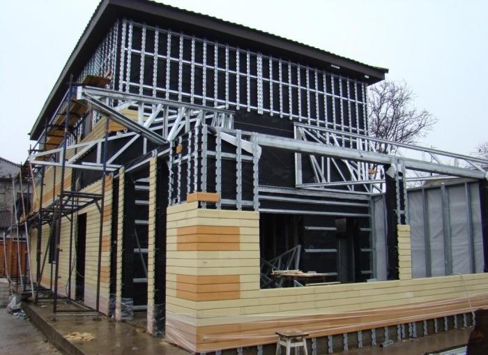 Продам бизнес по постройке современных домов