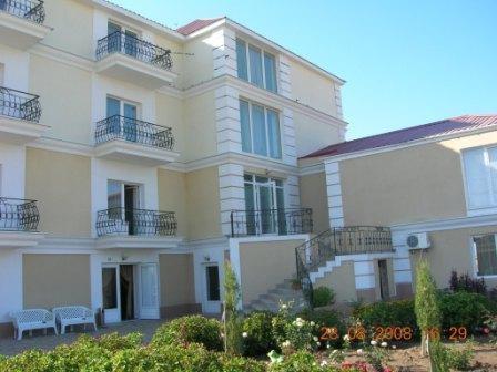 Действующий мини отель в Крыму, Черноморское.