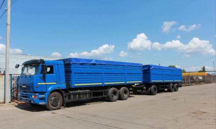 Продажа зерновозов с контрактами на перевозку