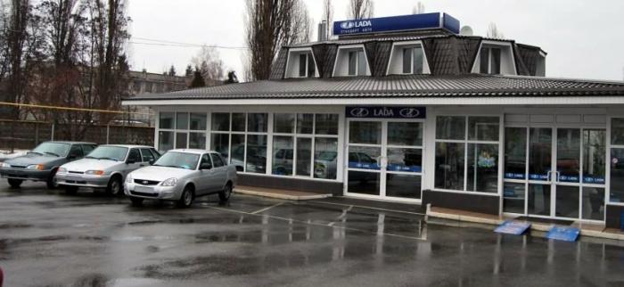 Действующий бизнес: автосалон, г. Кременчуг.