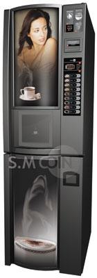 кофейный автомат с местом