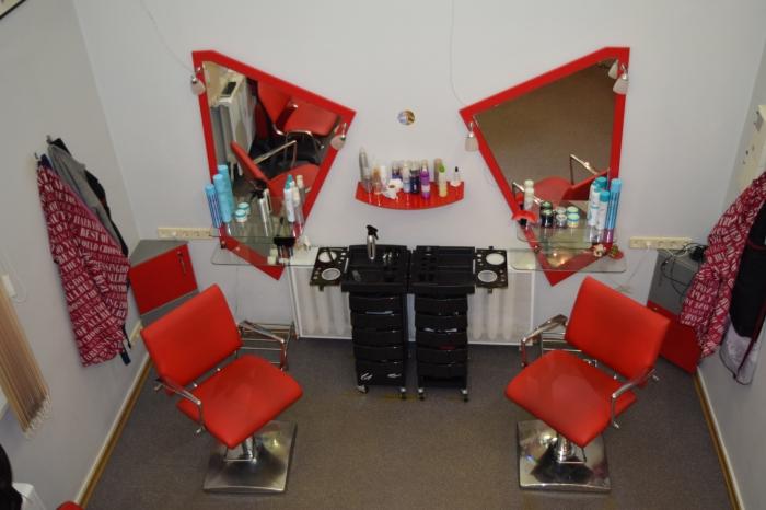 Срочная продажа: салон-парикмахерская в Киеве.