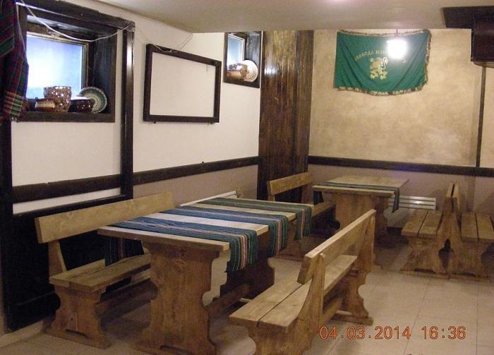 Ресторан, Болгария