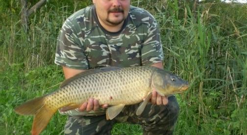 пруд русская рыбалка воронеж