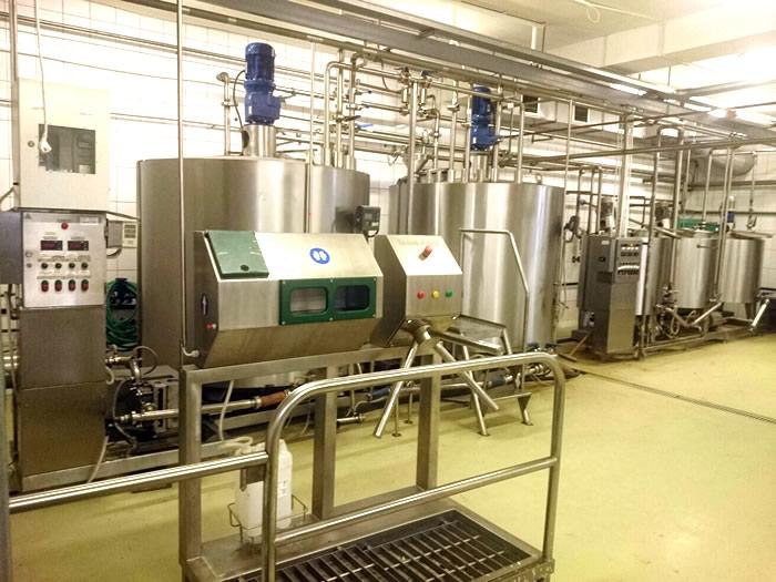 Производство пищевых жиров, современное оборудование