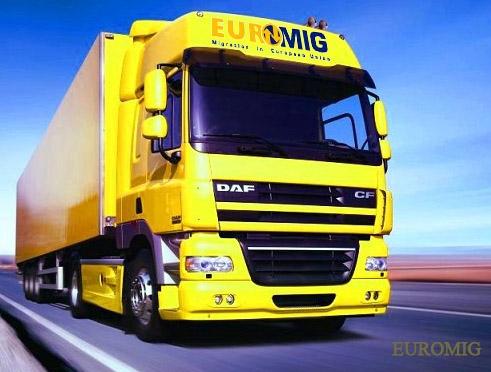 Транспортная компания в Литве.  Транспортная лицензия ЕС (EBKR)