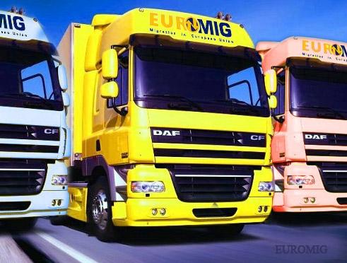 Транспортная компания. Транспортная лицензия ЕС (EBKR)