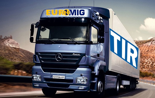 Новая транспортная компания. Транспортная лицензия ЕС (EBKR)