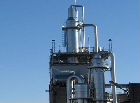 Завод по производству биоэтанола. Литва.