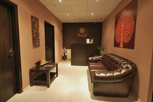 Салон тайского массажа, Киев.