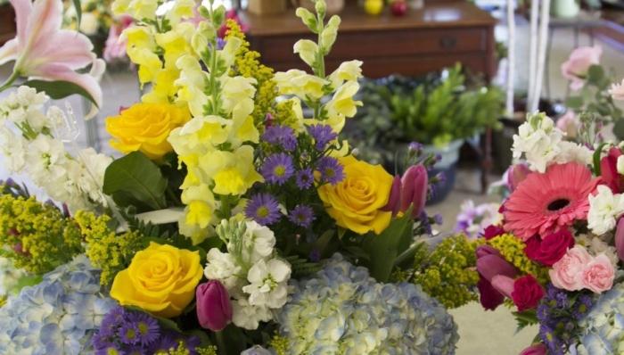 Прибыльный цветочный бизнес.