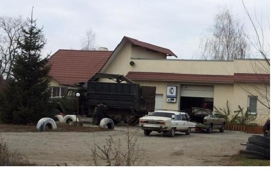 Продается  грузовой шиномонтаж.