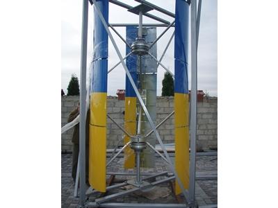 Инновационная технология вертикальных ветрогенераторов.