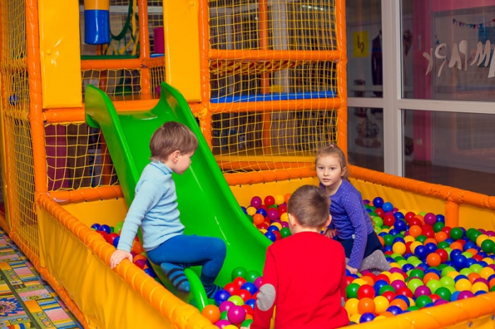 Dream-park детский центр развлечений (300 000 грн.)