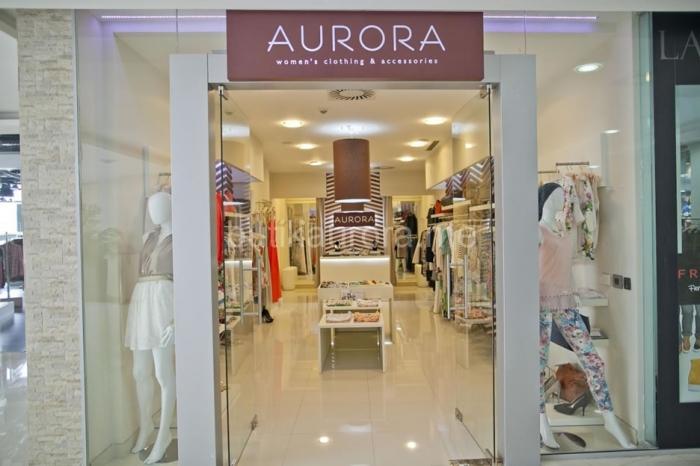 Бутик женской одежды. Черногория