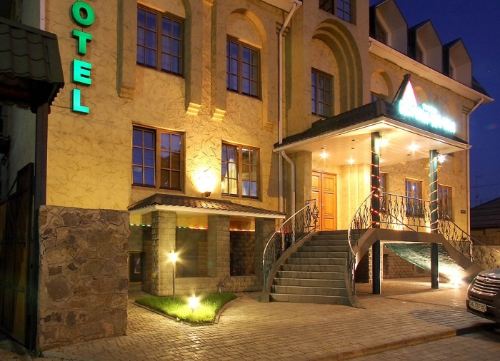 Прибыльный гостиничный комплекс. Кременчуг.