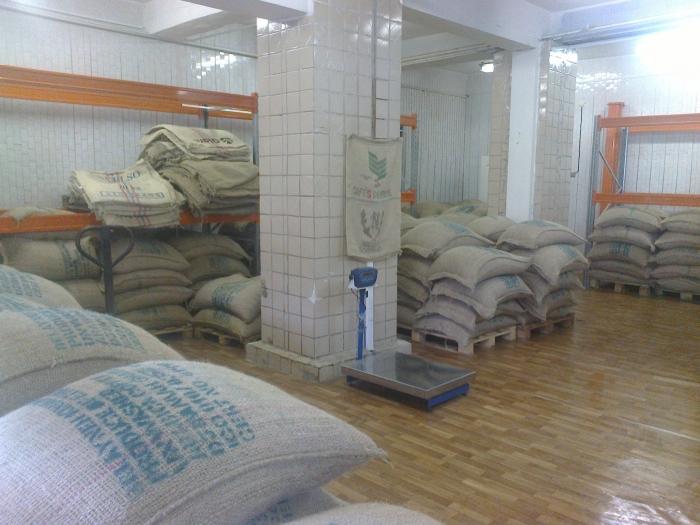 Высокомаржинальный кофейный бизнес