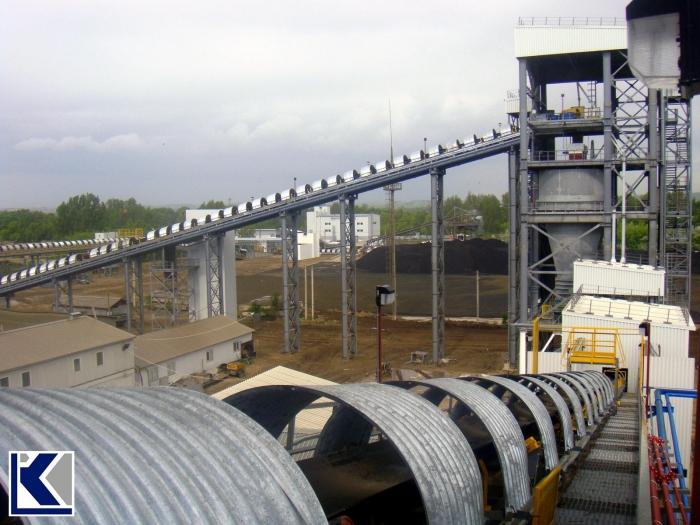 Производство конвейерного оборудования