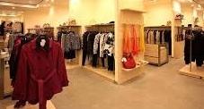 Магазин фирменной одежды в Литве
