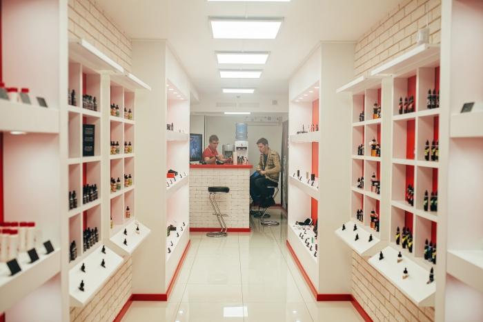 Флагманский магазин электронных сигарет UKRECIGSTORE