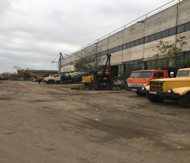 Производственная база (Кропивницкий)