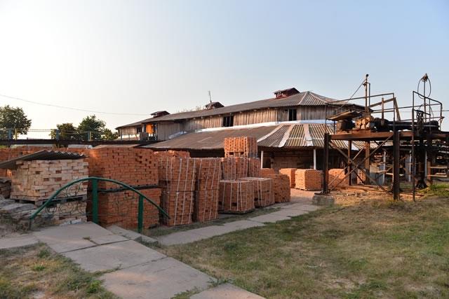 Кирпичный завод, г. Умань