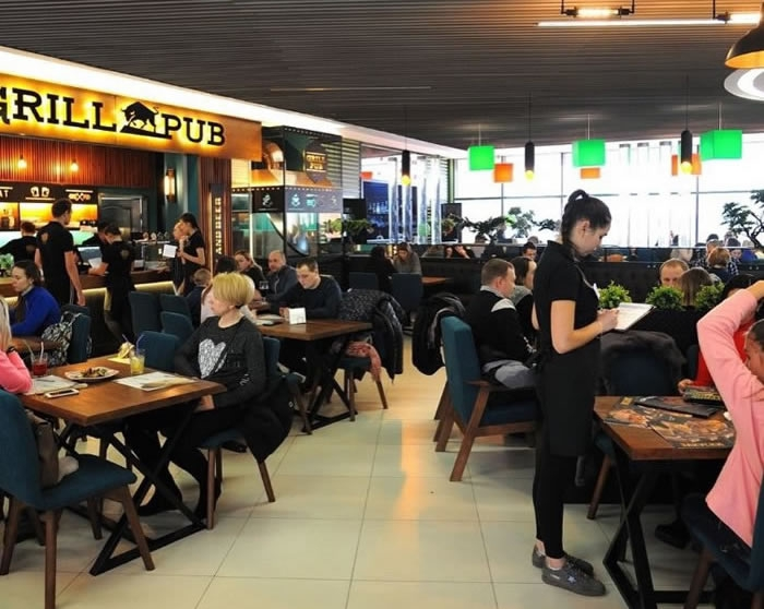 Кафе Grill Pub