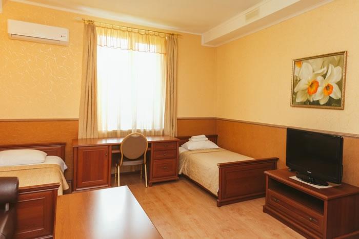 Отель возле аэропорта Борисполь