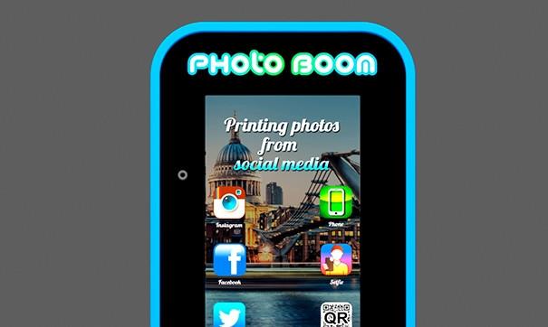 Photo Boom - печать фото из социальных сетей
