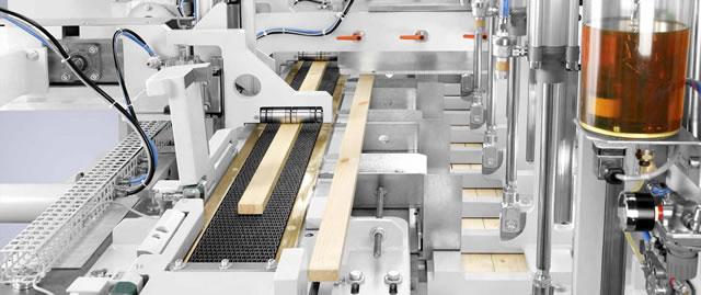 Современное деревообрабатывающее оборудование