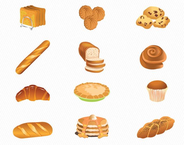Ассортимент пекарни кондитерской