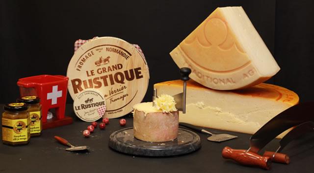 cheese kingdom franchise ilustration