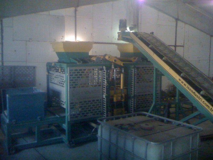 Производство ФЭМ и строительных материалов