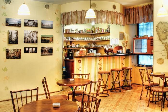 Классическая кофейня в центре Одессы на продажу