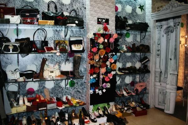 Комиссионный магазин  уникальных вещей в центре Одессы