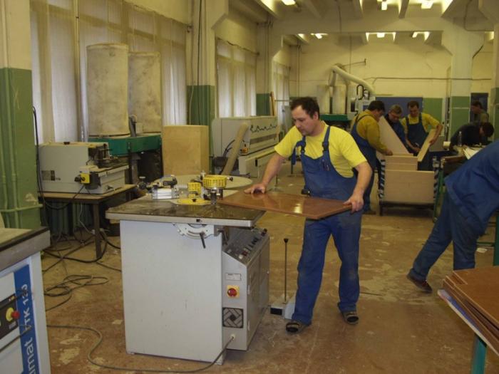 Продам действующий цех по производству мебели.
