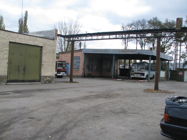 Продам АТП с производственными помещениями под Киевом