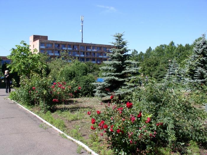Санаторий в Очакове