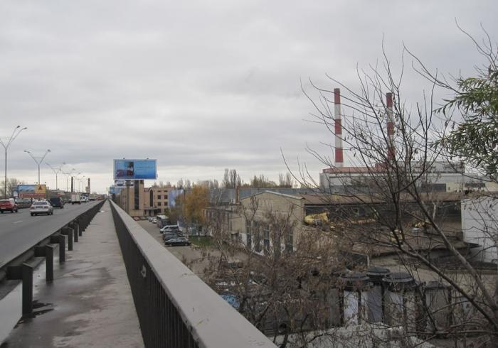 Промышленная база в Голосеевском районе