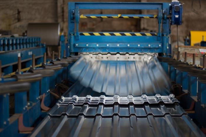 Успешная группа компаний: переработка и реализация тонколистовой рулонной стали.