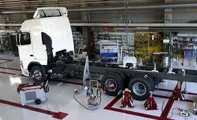 Продается СТО грузовых автомобилей