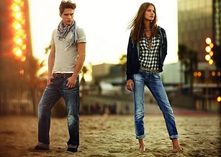 Мультибрендовый магазин мужской и женской одежды.