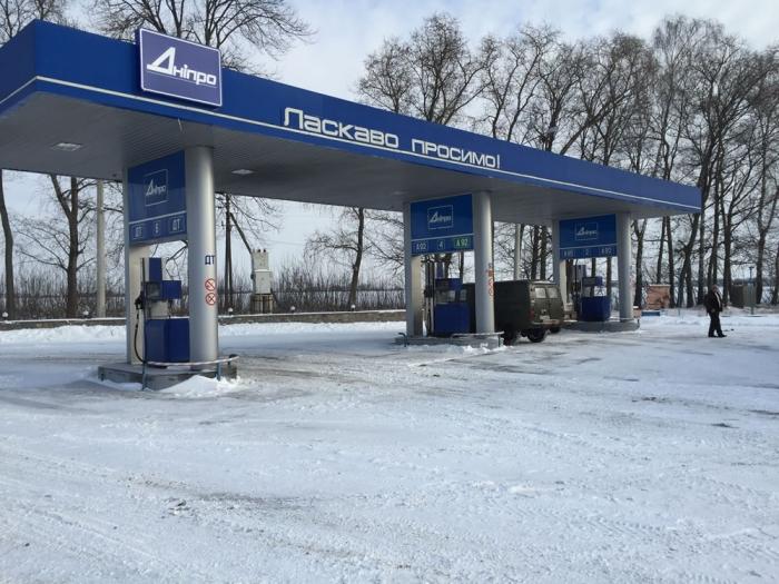 Продажа АЗС (Киев-Одесса)