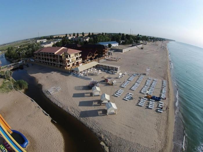 Лучший отельный бизнес в Одесской области