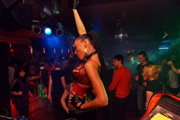 раскрученный ночной клуб в Одессе