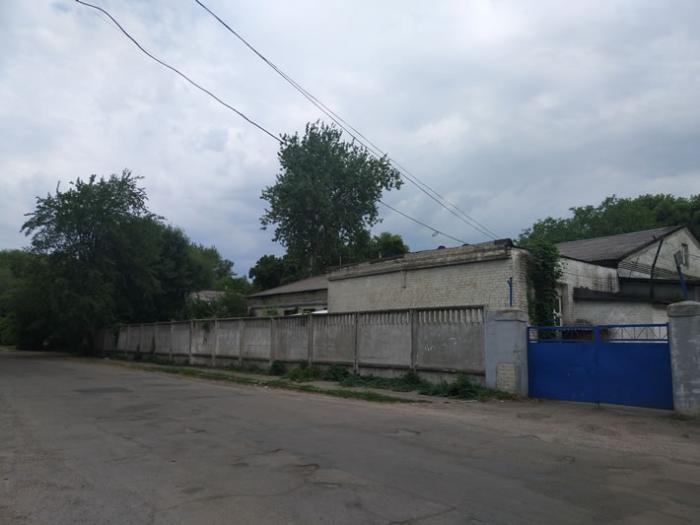 Комплекс сооружений в Вольногорске